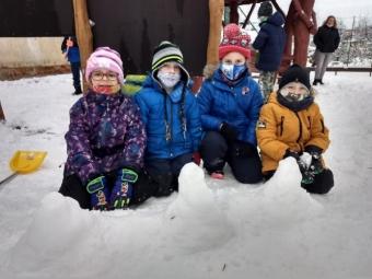 Sněhohrátky